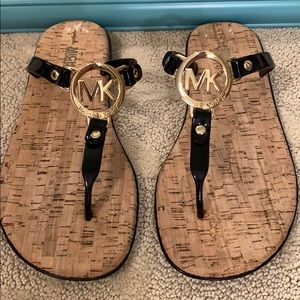 f2be80e57e81 Women s Michael Kors Jelly Thong Sandals on Poshmark